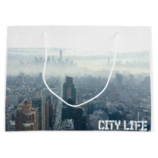 都市人生のwowpeer ラージペーパーバッグ