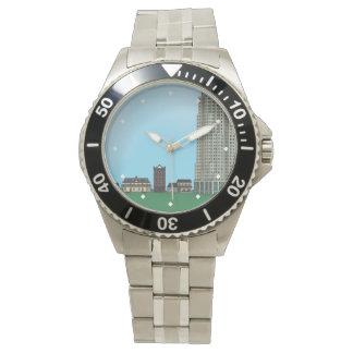 都市場面ローリーの腕時計 腕時計
