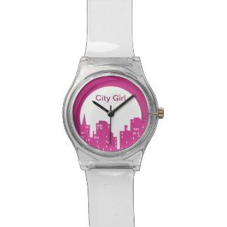 都市女の子の腕時計 腕時計