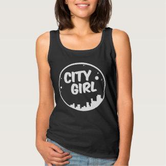 都市女の子 タンクトップ