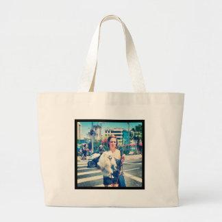 都市女の子 ラージトートバッグ