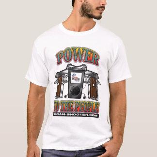 都市射手のポッドキャスト Tシャツ