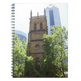 都市教会ノート ノートブック