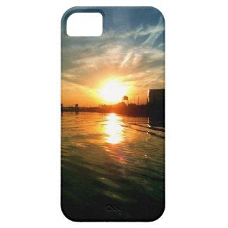 都市日没のiPhoneの場合 iPhone SE/5/5s ケース