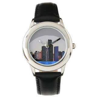 都市景観 腕時計