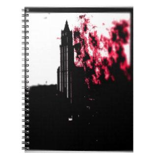 都市焼却 ノートブック