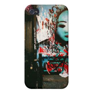 都市片-通りの芸術-ニューヨークシティ iPhone 4/4Sケース