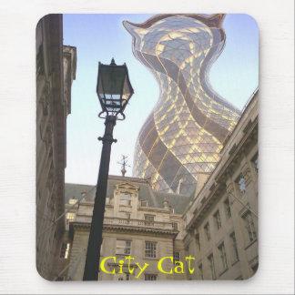 都市猫のマウスパッド マウスパッド