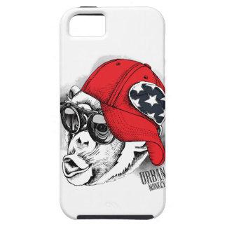 都市猿のiPhoneの場合 iPhone SE/5/5s ケース