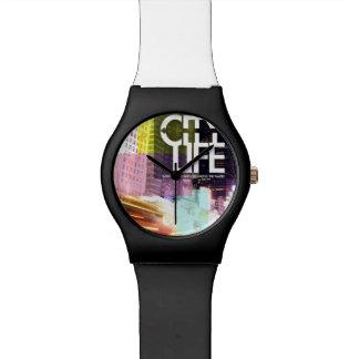都市生活 腕時計