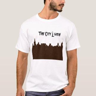 都市生活! Tシャツ