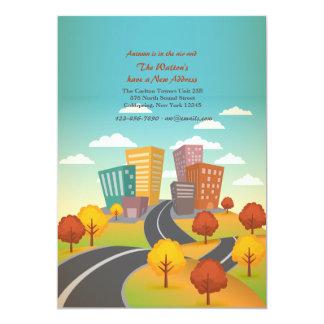 都市移動発表への道 カード