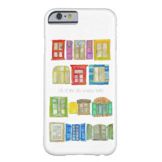 都市窓の話の生命 BARELY THERE iPhone 6 ケース