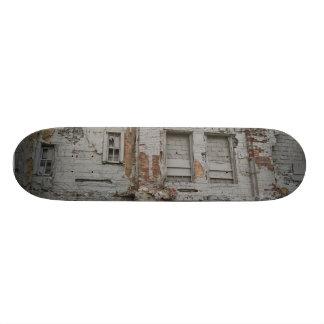 都市粉砕 スケートボード