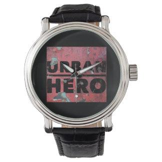 都市英雄 腕時計