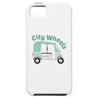 都市車輪 iPhone SE/5/5s ケース