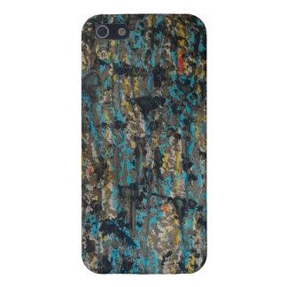 都市迷彩柄 iPhone 5 CASE