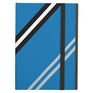 都市青い湖畔のiPadの箱 iPad Airケース