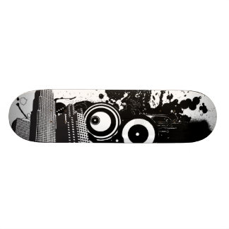 都市騒音 カスタムスケートボード