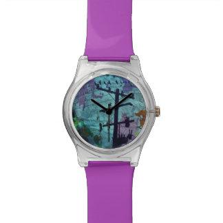 都市鳥の生命腕時計 腕時計