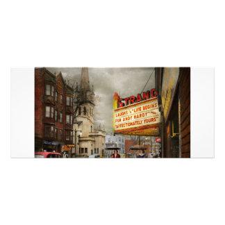 都市-アムステルダムNY -は生命1941年始まります ラックカード
