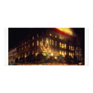 都市- DC - Parker及びBridget Co 1921年 ラックカード