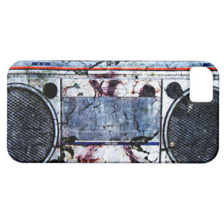 都市boombox iPhone SE/5/5s ケース