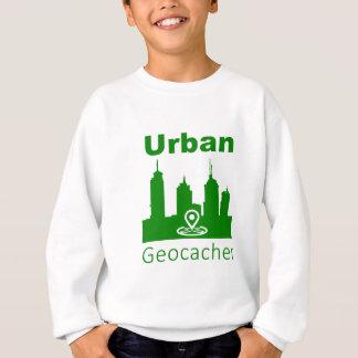 都市Geocacher スウェットシャツ