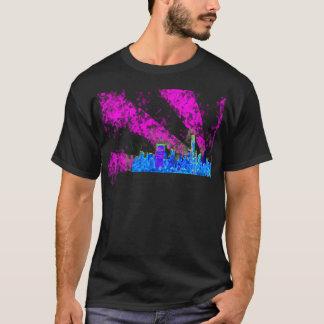 都市skyline.png tシャツ