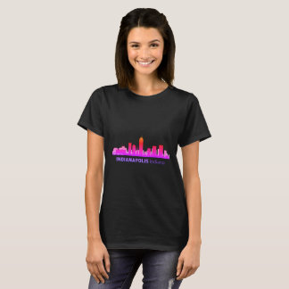 都心のインディアナポリス Tシャツ