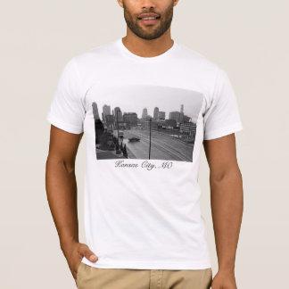 都心のカンザスシティ Tシャツ