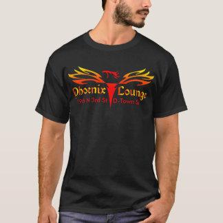 都心のサンノゼのフェニックスのラウンジ Tシャツ