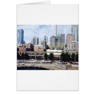 都心のシアトル カード