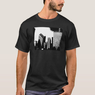 都心のシカゴ Tシャツ