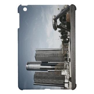 都心のデトロイト iPad MINIケース