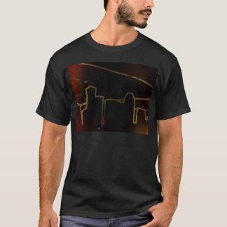 都心のヒューストン Tシャツ