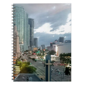 都心のマイアミ ノートブック