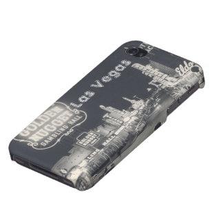 都心のラスベガス iPhone 4/4Sケース