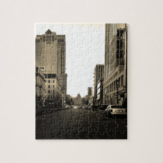 都心のローリー ジグソーパズル
