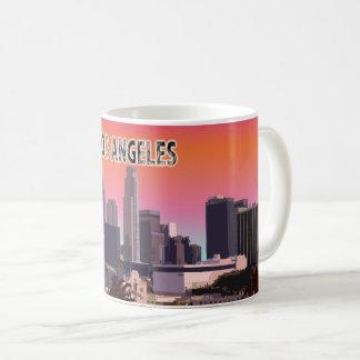 都心のL.A. コーヒーマグカップ