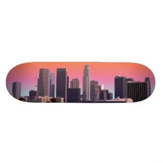 都心のL.A. スケートボード