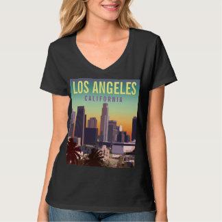 都心のL.A. Tシャツ