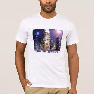 都心のLA Tシャツ