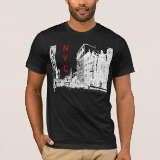 都心- NYC Twofer Tシャツ