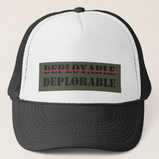 配置可能か嘆かわしい帽子 キャップ