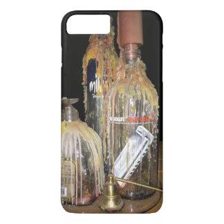 酒宴および蝋燭 iPhone 8 PLUS/7 PLUSケース