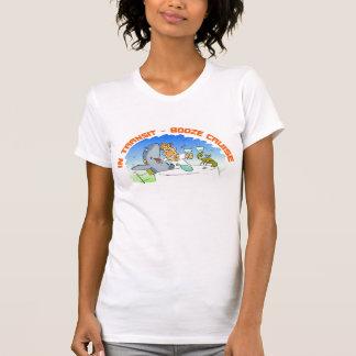酒宴の巡航 Tシャツ