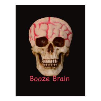 酒宴の頭脳 ポストカード