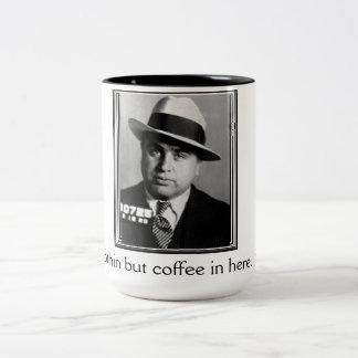 酒類密造者のマグ ツートーンマグカップ