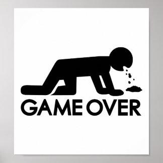 酔ったゲーム ポスター